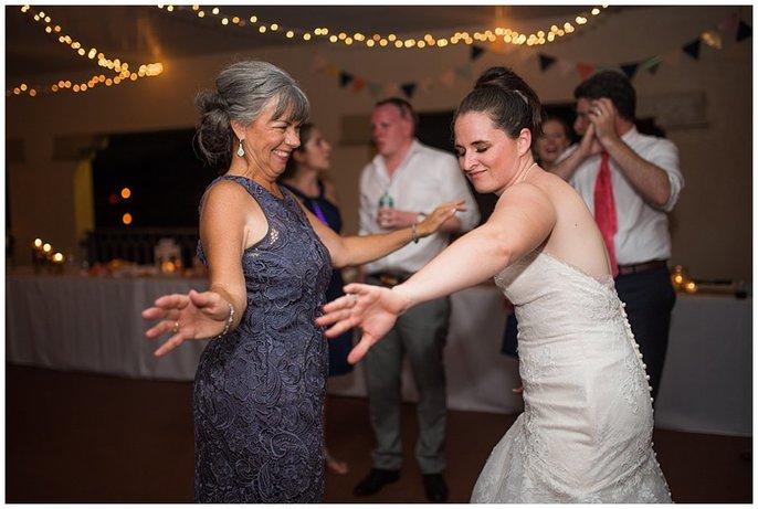 Washington Park Denver boathouse wedding reception photo