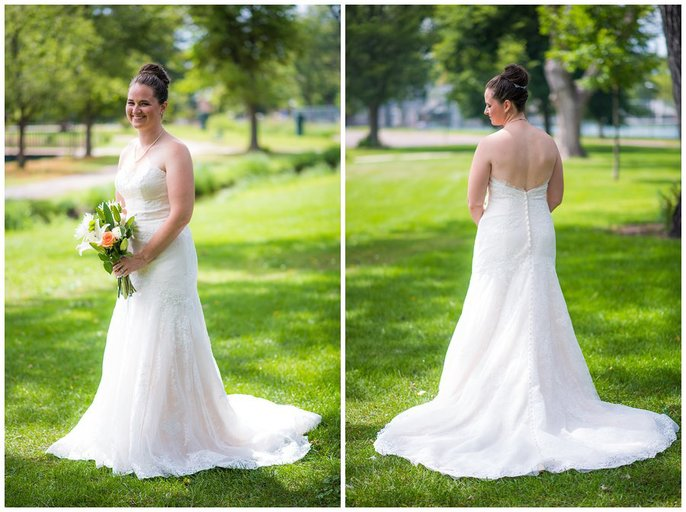 wedding portraits photo