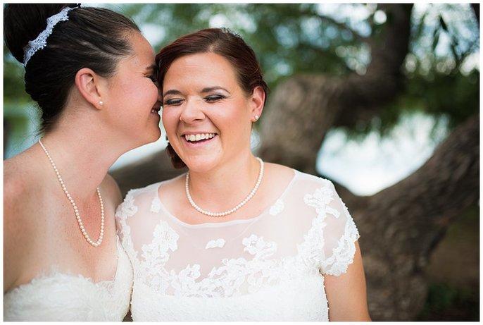 LGBT Washington Park Denver Wedding photo