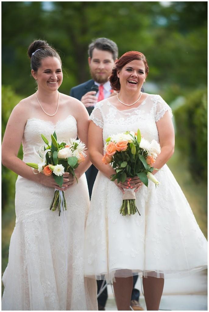 Washington Park LGBT Denver wedding photo