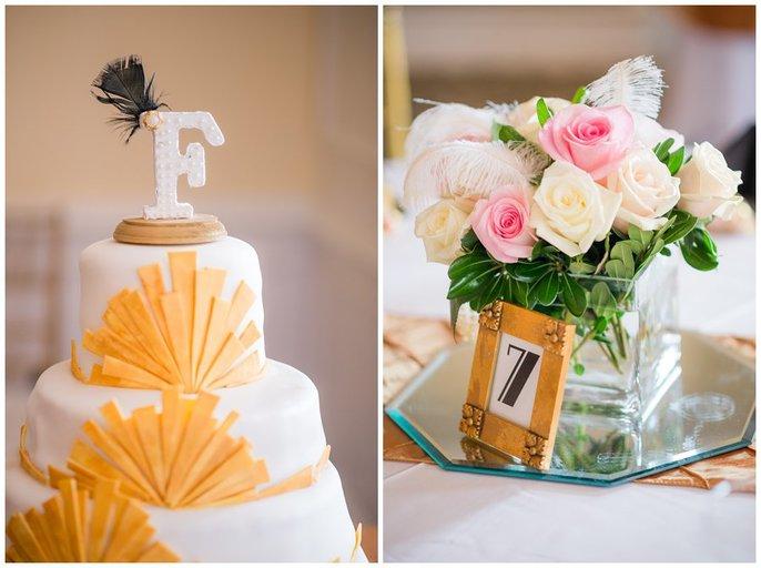 Foxchase Manor Wedding reception photo 13