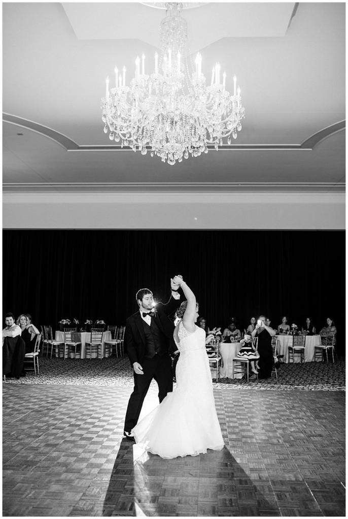 Foxchase Manor Wedding reception photo 2