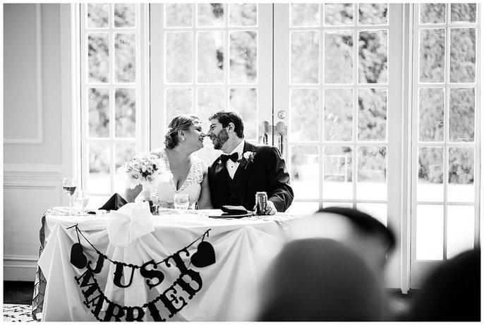 Foxchase Manor Wedding reception photo 11