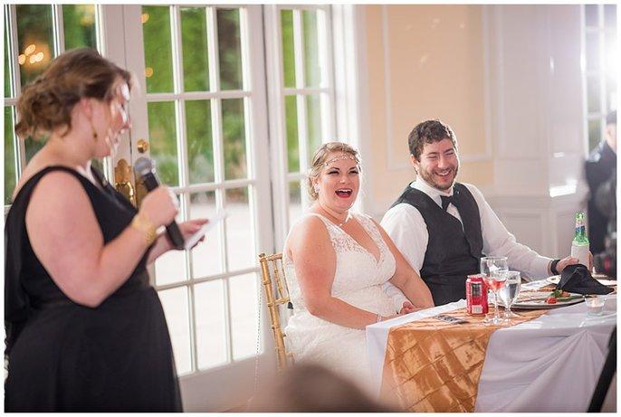 Foxchase Manor Wedding reception photo 9