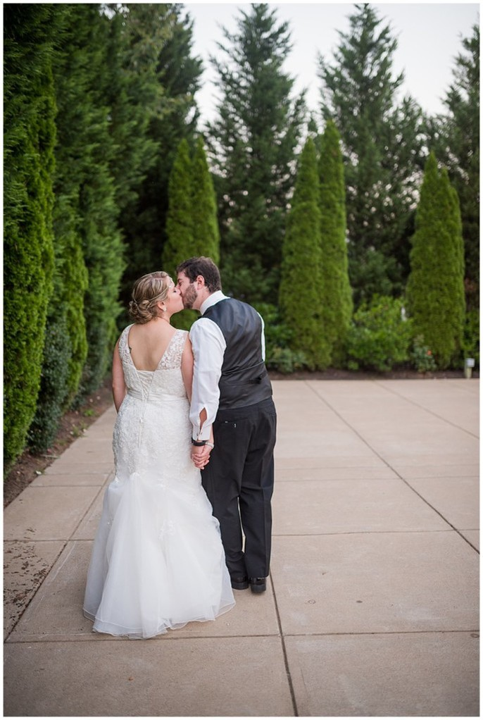 Foxchase Manor Wedding reception photo 7