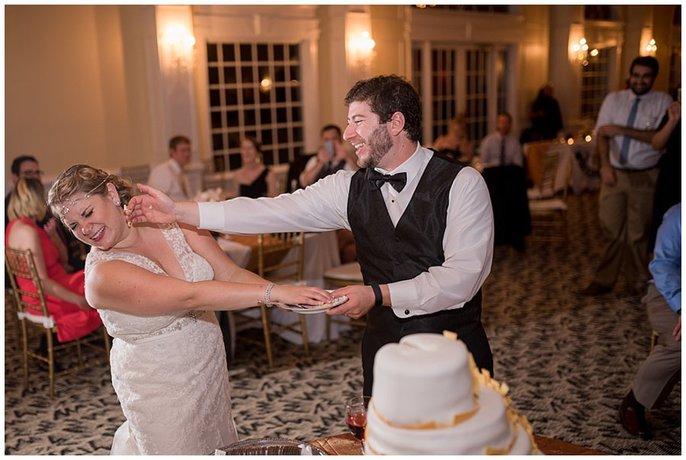 Foxchase Manor Wedding reception photo 8