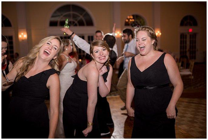 Foxchase Manor Wedding reception photo 3