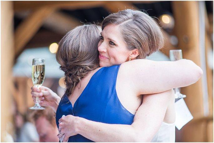 sentimental wedding toast vail mountain wedding photo