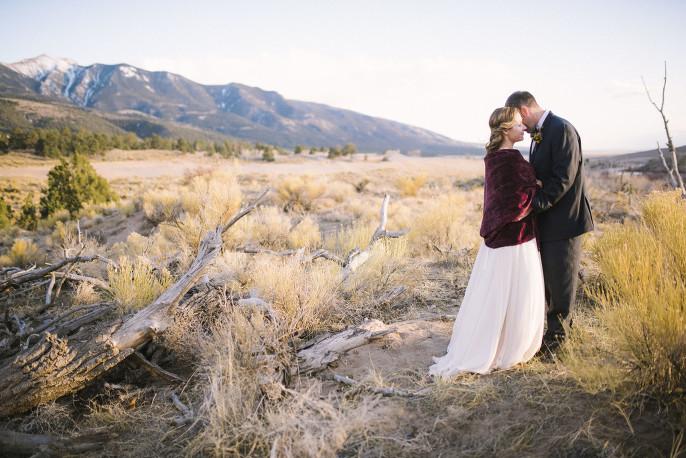 Colorado Intimate Wedding Photography