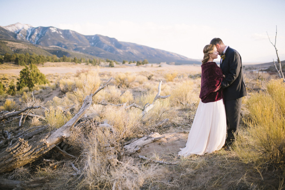 Colorado Intimate Wedding Photography