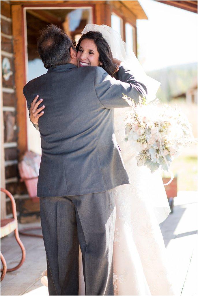 Midnight Ranch wedding getting ready photo