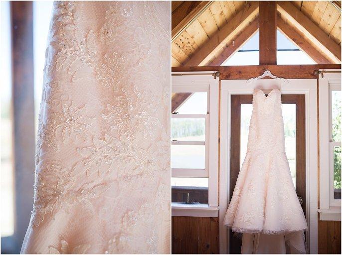 Midnight Ranch wedding dress photo