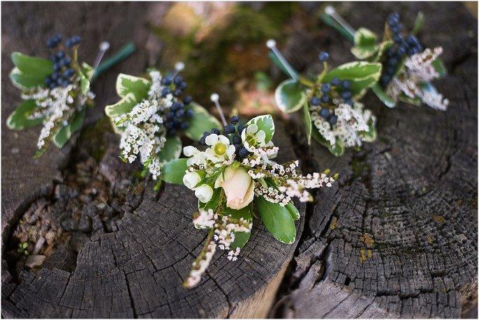Midnight Ranch wedding flowers photo
