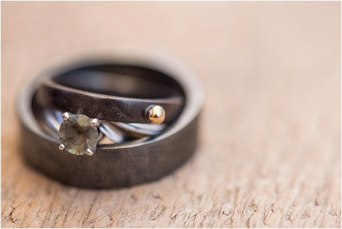 Midnight Ranch wedding ring photo