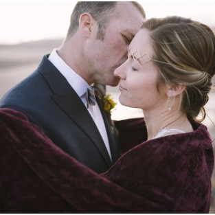 Great Sand Dunes National Park wedding photo 11