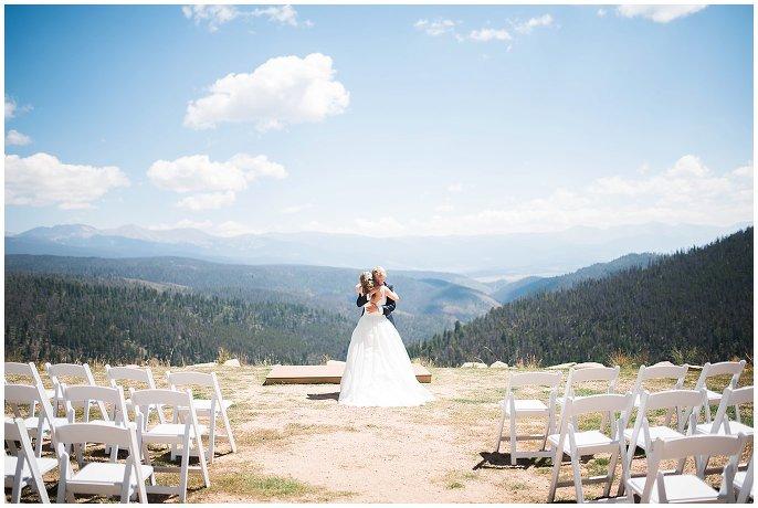 Granby Ranch  Wedding photo