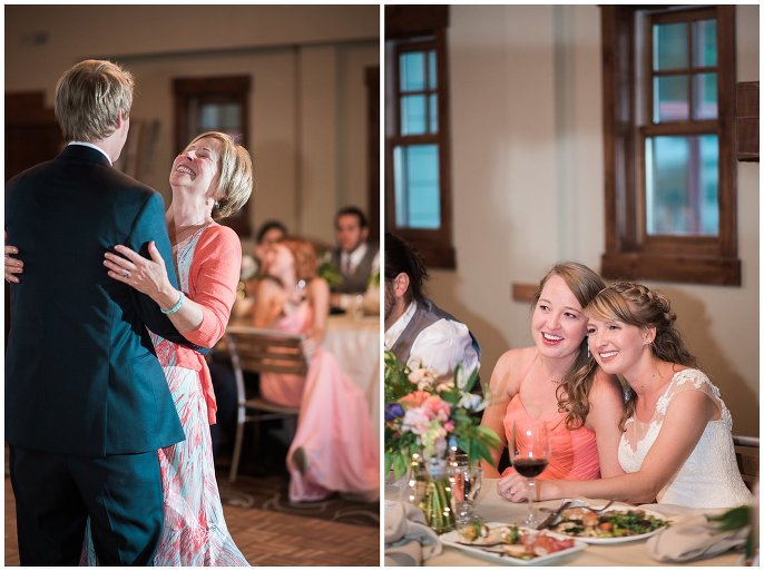 mother and son dance colorado intimate wedding photo