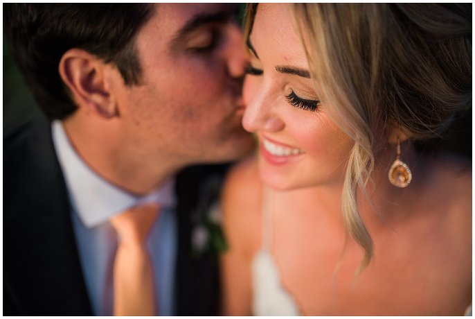 beautiful Denver bridal makeup photo