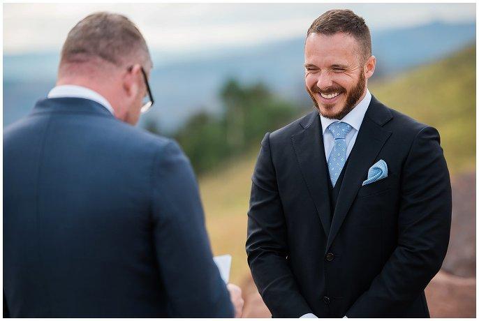 vail mountain gay wedding photo