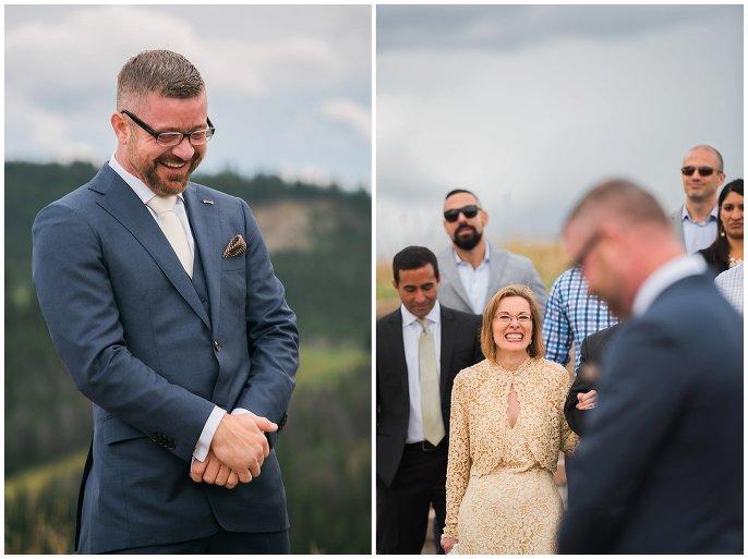 colorado gay wedding photo