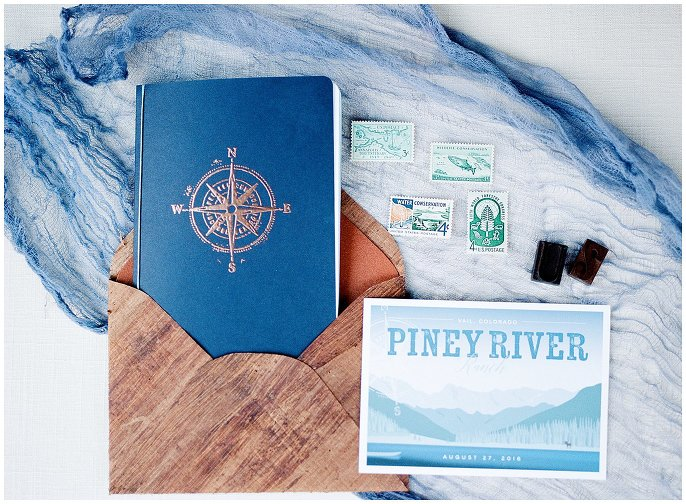 Piney river ranch welcome packet photo