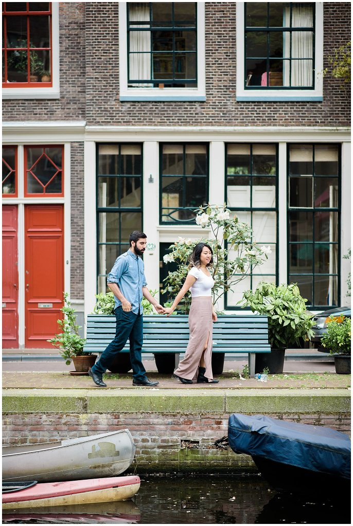 Anniversary session in Jordaan Amsterdam Netherlands photo